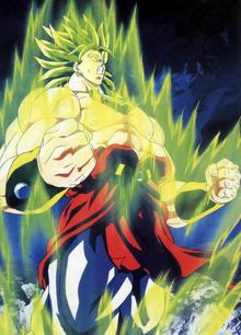 Dragon ball z 08 broly le super guerrier film anime kun - Dragon ball z broly le super guerrier vf ...