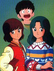 Fumitaka Anzai Masamichi Amano Mimi Izumi Kobayashi Urusei Yatsura Only You Drama Original Sound Tra