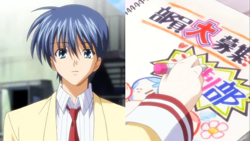 Clannad Anime Resume