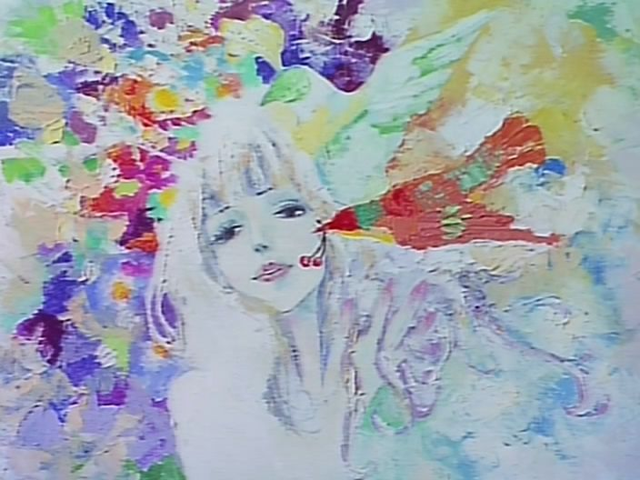 Kanashimi No Belladonna Dvd