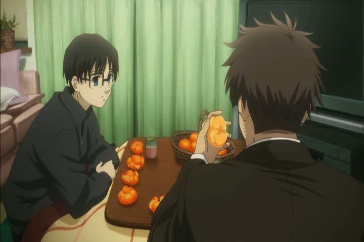 The Garden of Sinners (film) - Anime-Kun