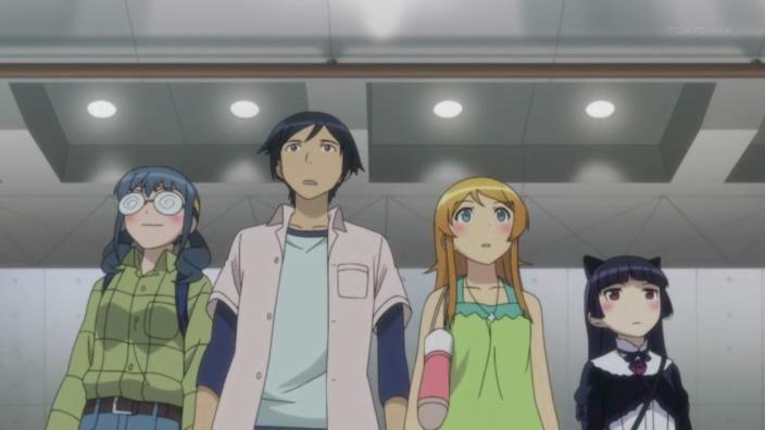 Le screen de films/Animes/jeux vidéo Oreimo-6181