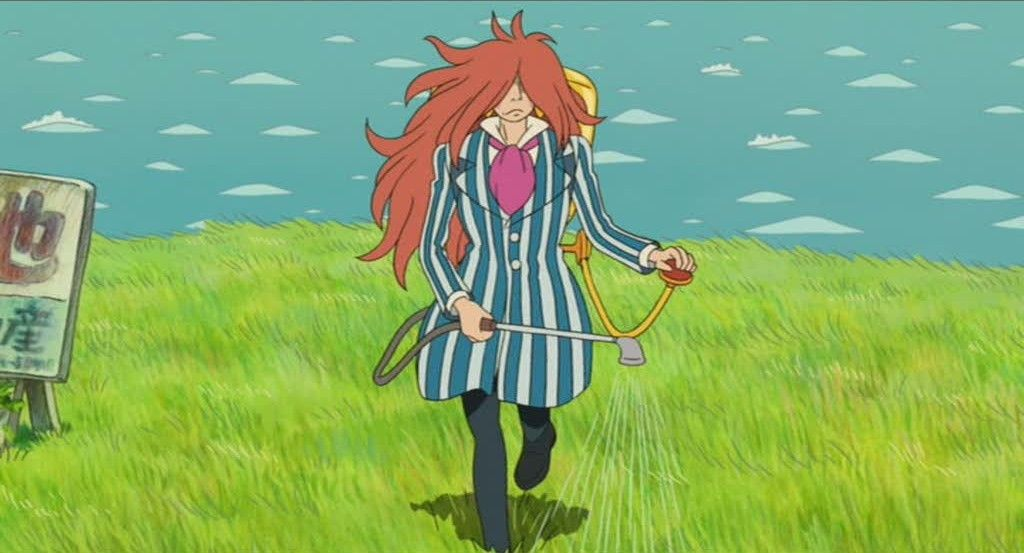 Le zigoto Fujimoto attaque vos zygomatiques ( nouvel exercice de diction, répétez après moi... ) Ponyo-sur-la-falaise-4594