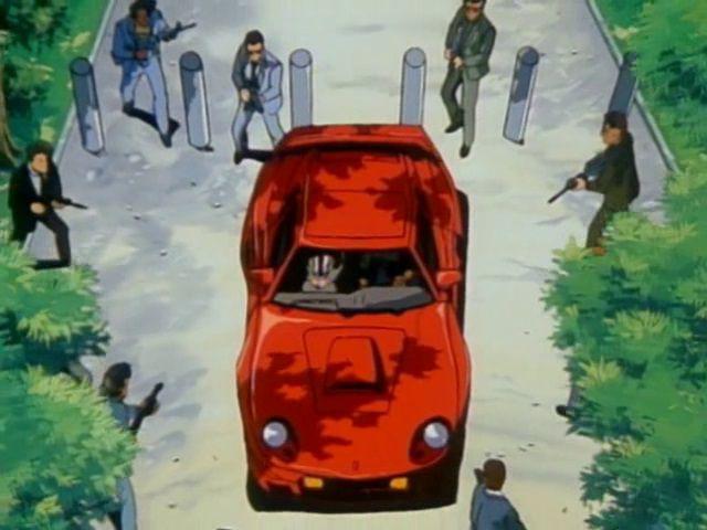 Dick Ide Honda >> Riding Bean (OAV) - Anime-Kun