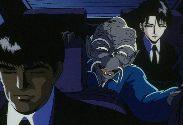 Wicked City Anime Stream