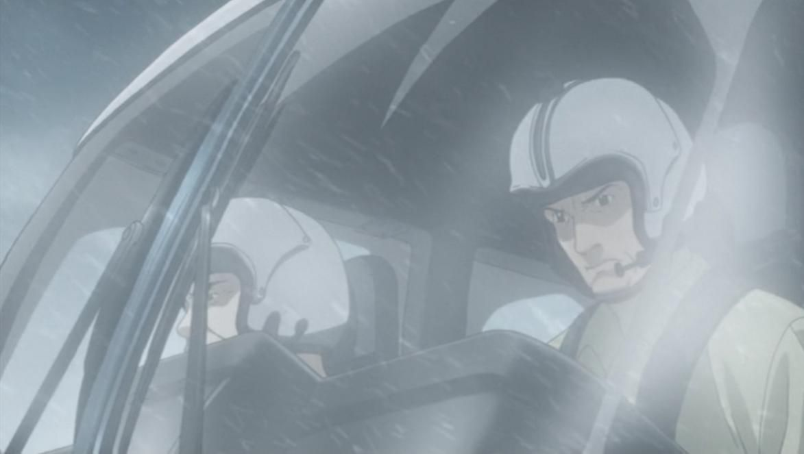 Yomigaeru Sora - Rescue Wings (série TV ...
