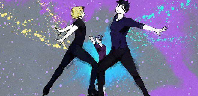 Yuri on Ice — patinage homo-artistique