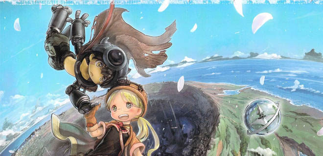 Made in Abyss : Make me cry