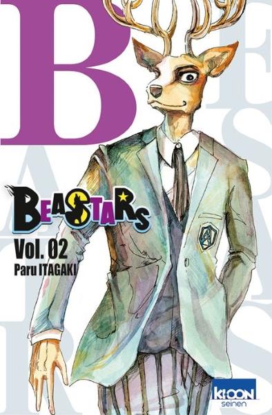 Beastars-2-Titre