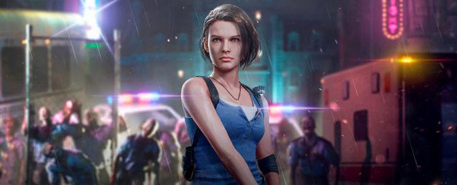 Jill RE3 remake
